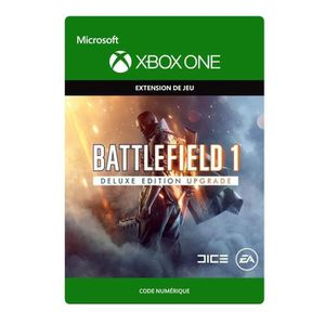 EXTENSION - CODE Battlefield 1 Upgrade Édition Jeu Xbox One