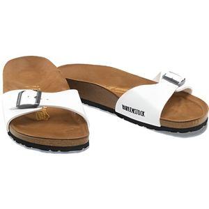 femmes sandales dt sandales plates birken sandales chaussures bed mattress sale. Black Bedroom Furniture Sets. Home Design Ideas