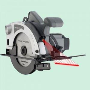 Scie circulaire laser 1200w avec 2 disques achat vente - Disque scie circulaire ...
