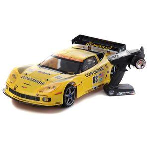 VAISSEAU SPATIAL KYOSHO INFERNO GT2 VE Race Corvette C6-R 2007 - Vé