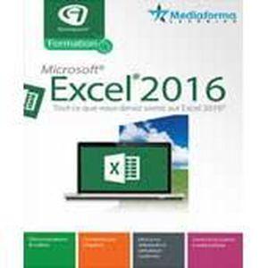 LOGICIEL À TÉLÉCHARGER Formation à Excel 2016