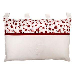 t te de lit coussin achat vente t te de lit coussin pas cher les soldes sur cdiscount. Black Bedroom Furniture Sets. Home Design Ideas