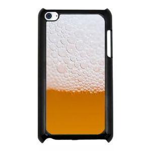COQUE MP3-MP4 Coque pour Ipod Touch 4 - Bière