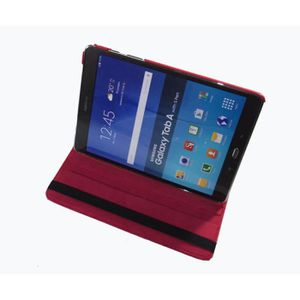 COQUE - HOUSSE Etui tablette Samsung Galaxy Tab A 9 7 Rouge