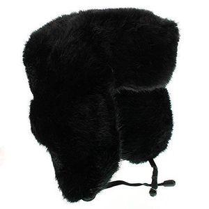 chapka noir homme foururre achat vente chapka noir homme foururre pas cher cdiscount. Black Bedroom Furniture Sets. Home Design Ideas