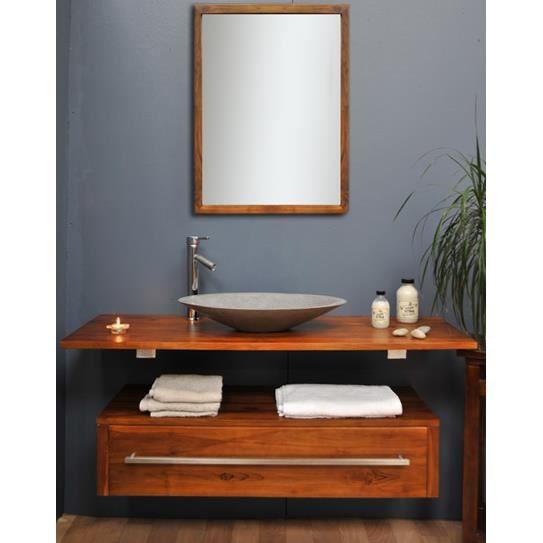 Meuble en teck eleganzia achat vente meuble vasque - Meuble en teck occasion ...