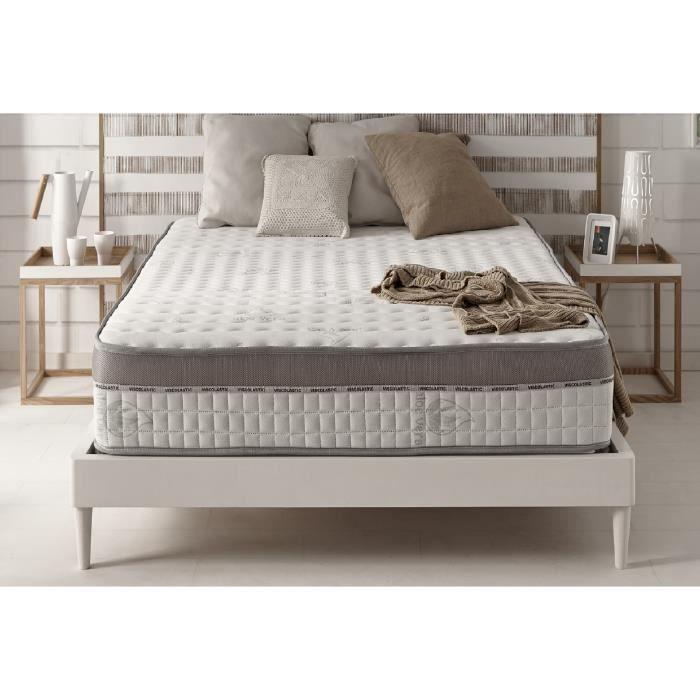 matelas visco zen 90x200 cm mousse m moire bio latex de. Black Bedroom Furniture Sets. Home Design Ideas