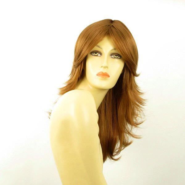 perruque femme longue blond fonc zoe 27 achat vente perruque postiche perruque femme. Black Bedroom Furniture Sets. Home Design Ideas