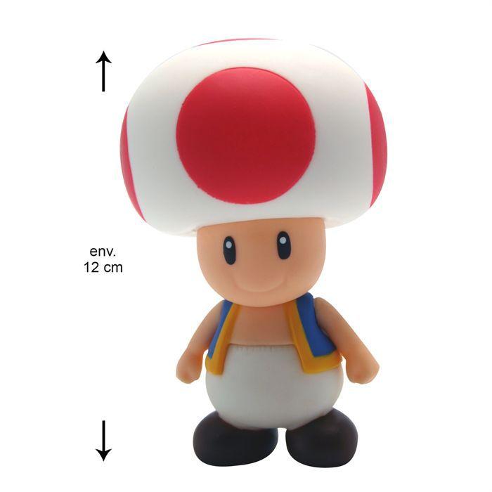 FIGURINE - PERSONNAGE Nintendo Figurine Toad Vinyl 12cm