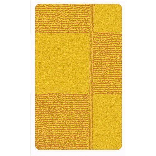 kleine wolke 4014568225 tapis de bain jaune achat vente tapis de bain cdiscount. Black Bedroom Furniture Sets. Home Design Ideas
