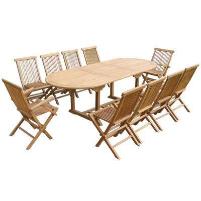 Emejing Salon De Jardin Teck Grade A Ideas - Amazing House Design ...