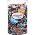 CONFISERIE DE CHOCOLAT MARS - Assortiments de mini barres chocolatées 3kg