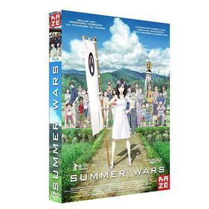 DVD MANGA DVD Summer wars