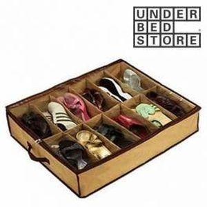 range chaussure under
