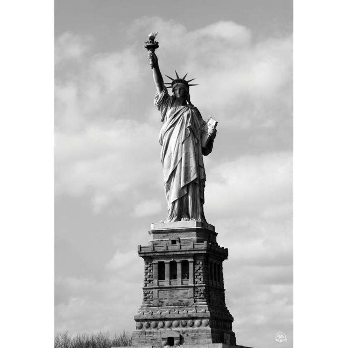 Tableau new york statue de la libert achat vente - Tableau new york maison du monde ...