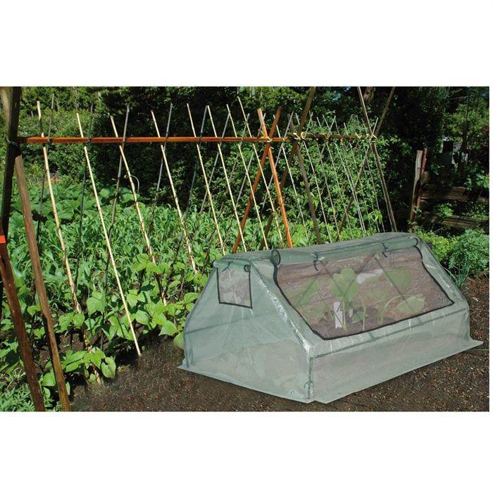 Car fabriquer une serre de jardin un prix si d risoire comporte pictures to pin on pinterest Fabriquer serre de jardin