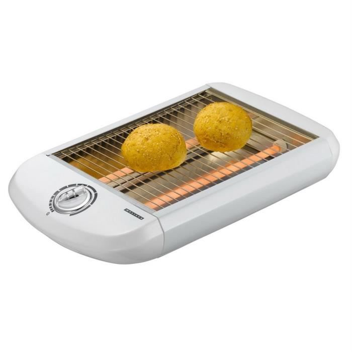 grille plat pour table 650w minuterie achat vente grille toaster