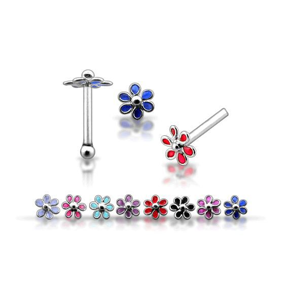 piercing nez argent filigree couleur vert clair achat vente piercing nez piercing nez. Black Bedroom Furniture Sets. Home Design Ideas