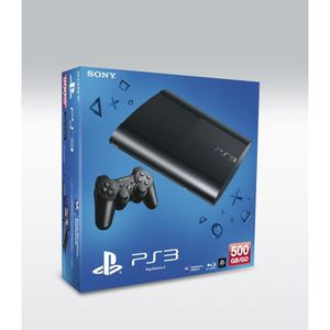 CONSOLE PS3 SONY PS3 500 Go Noire / Console