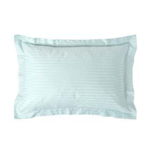 taie d oreiller bleu achat vente taie d oreiller bleu pas cher cdiscount. Black Bedroom Furniture Sets. Home Design Ideas