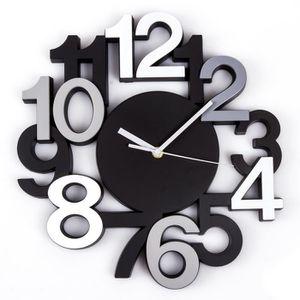 horloge achat vente horloge pas cher cdiscount. Black Bedroom Furniture Sets. Home Design Ideas