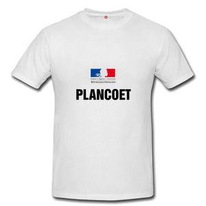 T-SHIRT T-shirt plancoet homme et femme unisex