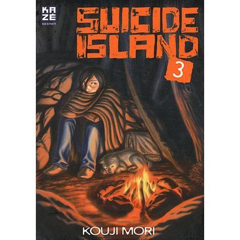 MANGA Suicide Island - Tome 3