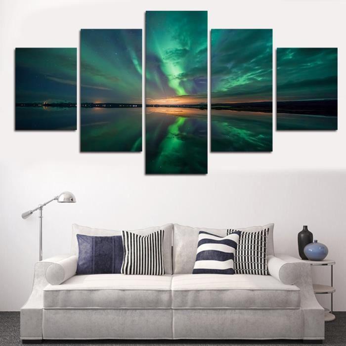 5 panneau plus grande taille vente chaude peinture murale moderne image peinture abstraite mur. Black Bedroom Furniture Sets. Home Design Ideas
