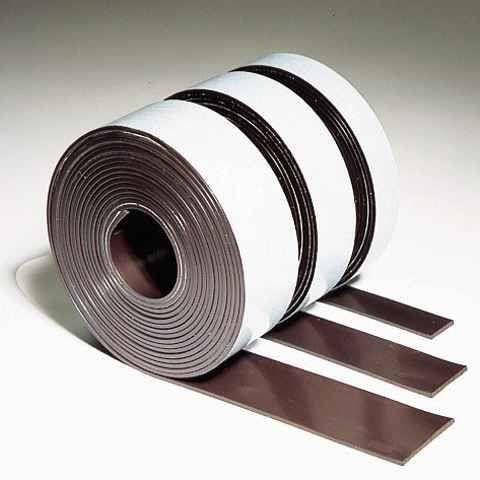 Legamaster 186100 bande magn tique 12 5 mm x 3 m achat - Bande magnetique autocollante ...