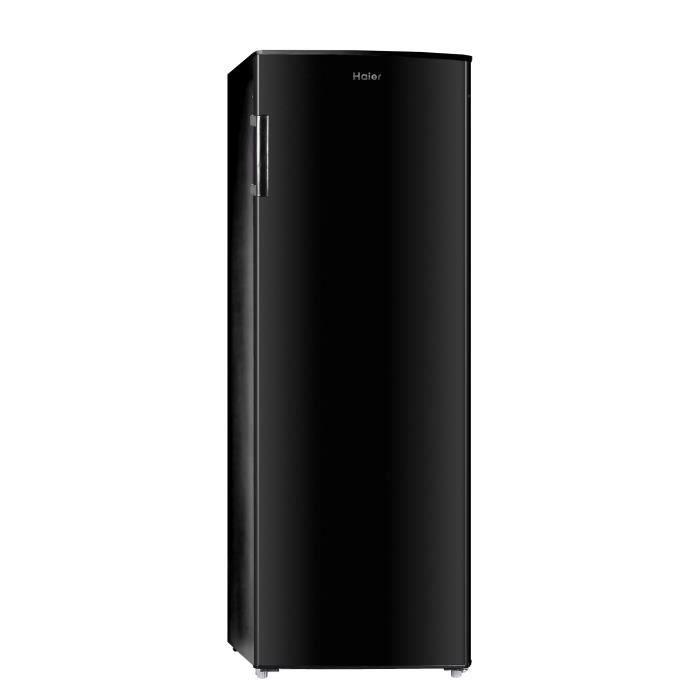 haier hul 676b r frig rateur 1 porte black electrom nager. Black Bedroom Furniture Sets. Home Design Ideas