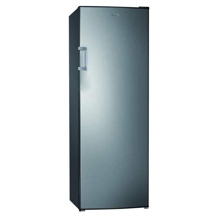 haier hul 676s r frig rateur 1 porte silver electrom nager. Black Bedroom Furniture Sets. Home Design Ideas
