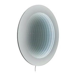 miroir led 80 cm achat vente miroir led 80 cm pas cher cdiscount. Black Bedroom Furniture Sets. Home Design Ideas