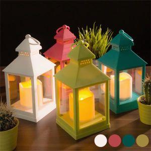 lanterne bougie achat vente lanterne bougie pas cher cdiscount. Black Bedroom Furniture Sets. Home Design Ideas
