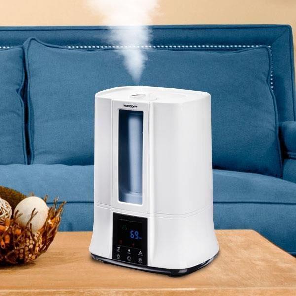 humidificateur ultrasons purificateur d air achat vente humidificateur cdiscount. Black Bedroom Furniture Sets. Home Design Ideas