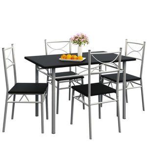 Table de cuisine achat vente table de cuisine pas cher - Table de cuisine avec chaises ...