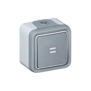 interupteur va et vient etanche achat vente interupteur va et vient etanche pas cher cdiscount. Black Bedroom Furniture Sets. Home Design Ideas