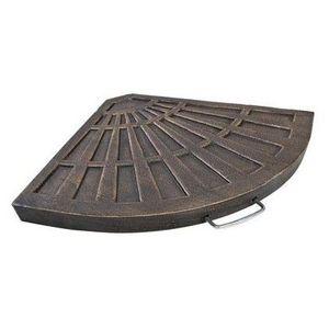 dalles pour parasol achat vente dalles pour parasol pas cher cdiscount. Black Bedroom Furniture Sets. Home Design Ideas