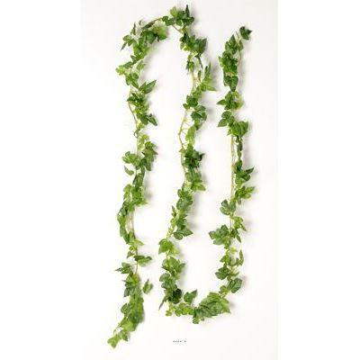 Guirlande lierre artificiel sauvage 275 cm avec achat for Lierre artificiel