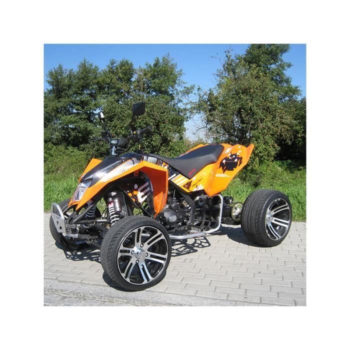 quad adulte egl 300cc mad max racing orange achat vente quad quad adulte egl 300cc mad. Black Bedroom Furniture Sets. Home Design Ideas