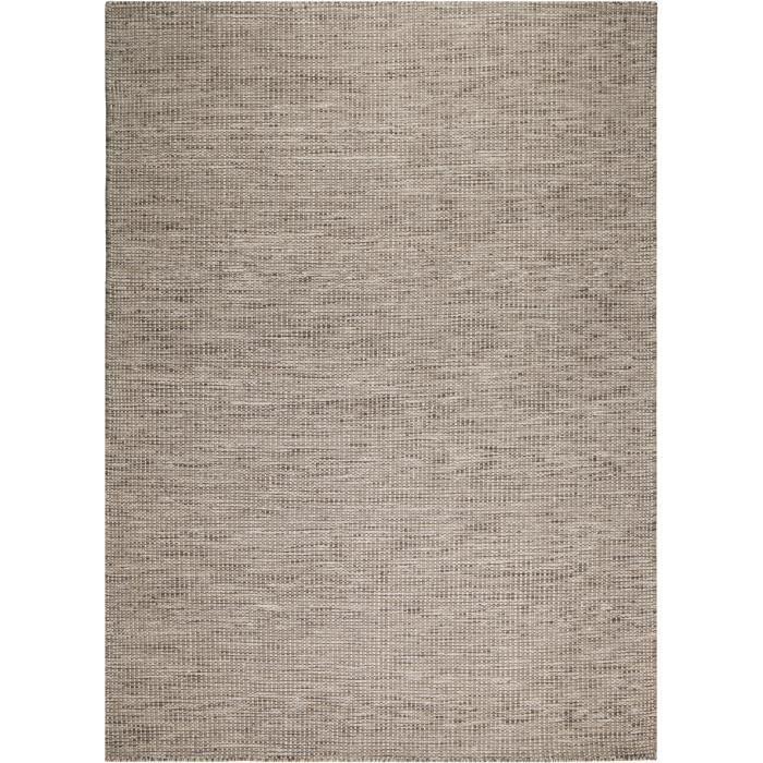 tapis salon uni look 408 gris 140x200 par look tapis moderne achat vente tapis les. Black Bedroom Furniture Sets. Home Design Ideas