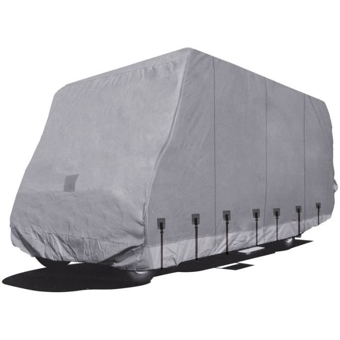 Housse pour camping car profil achat vente for Housse tyvek camping car