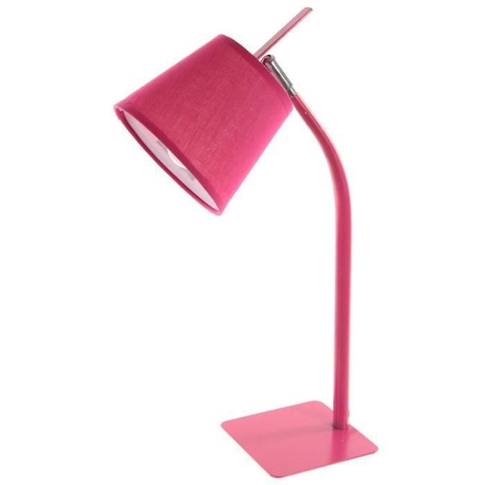 Paris Prix Lampe M Tal Avec Pied 50cm Rose Achat