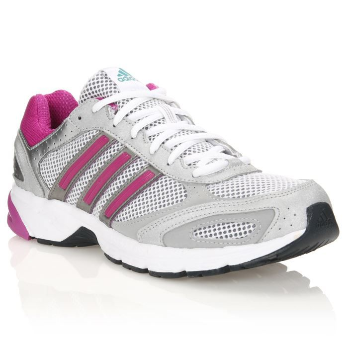adidas chaussures multisport furano femme blanc et fuschia achat vente chaussures de fitness. Black Bedroom Furniture Sets. Home Design Ideas