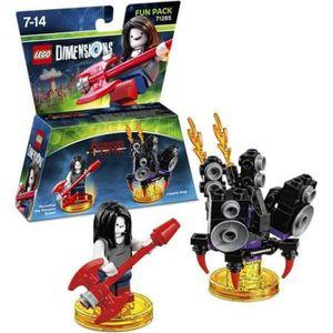 FIGURINE DE JEU Figurine LEGO Dimensions - Pack Héros - Adventure