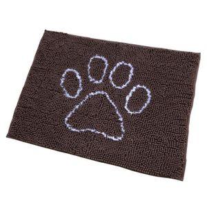 tapis chien chenille