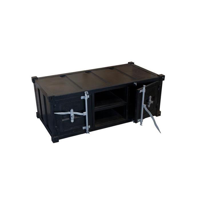 meuble tv container achat vente meuble tv meuble tv