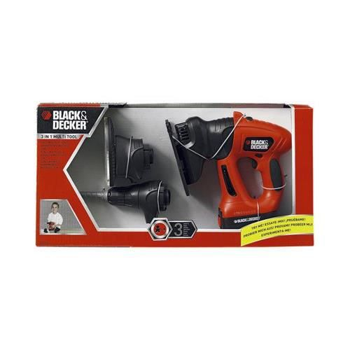 black decker outil 3en1 pour enfants achat vente. Black Bedroom Furniture Sets. Home Design Ideas