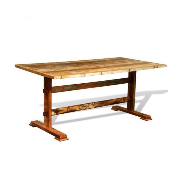 superbe table manger antique vintage achat vente. Black Bedroom Furniture Sets. Home Design Ideas