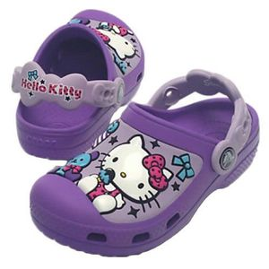 Hello Kitty Candy Ribbons Clog S...