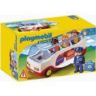UNIVERS MINIATURE PLAYMOBIL 1.2.3. 6773 Autocar De Voyage